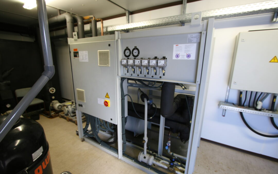 Cooling plant