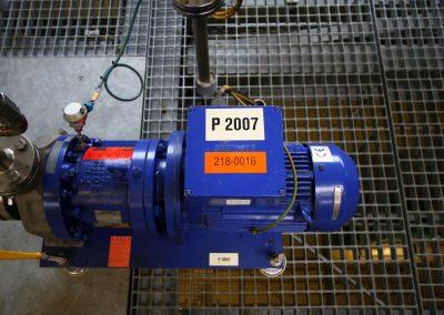 delivery pump
