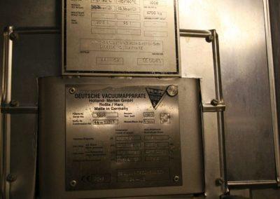 pressure filter-filter dryer